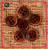 Кнопка смолаы кнопки платья пряжки картины кофеего Coated