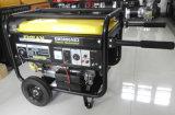 générateur électrique d'essence du début 2-7kw (actionné par Honda Engine)