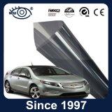 Película matizada do carro do fornecedor 2ply indicador reflexivo metálico solar dourado
