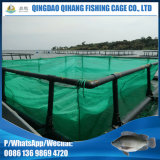 Cage d'aquiculture de HDPE de la grande capacité d'aquiculture