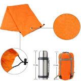 Saco de sono de caminhada Backpacking de acampamento ao ar livre do tempo morno