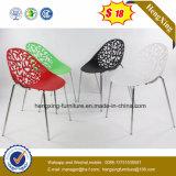 Дешевый стул реплики стула PP пластичный с стулом ног твердой древесины самомоднейшим пластичным обедая (hx-5CH141)