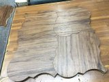 Revestimento de madeira de /Engineered do parquet da Especial-Forma