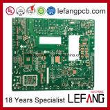 1.2mm 2layer doppelter mit Seiten versehener OSP industrielles Geräten-Steuer-Schaltkarte-Vorstand