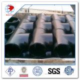 ASME B16.9 B16.11 Kohlenstoff und Edelstahl-geschweißte und nahtlose Rohrfittings