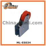 Puleggia di perforazione d'acciaio con ad un rullo (ML-ES042)