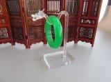 Étalage acrylique de bijou pour le bracelet de chaîne de bracelet