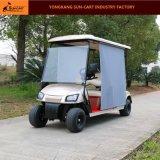 Carrello di golf elettrico personalizzato di Seater del nuovo modello 4 di buona qualità