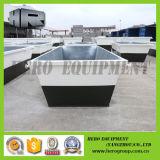 escaninho de aço resistente padrão da faixa clara de 4m grande