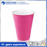 Taza plástica coloreada simple de encargo de la melamina del café para cenar