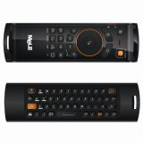 Melo F10 Wireless Air Mouse para Android TV Box con teclado Qwert