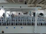 중국 Windows 또는 문 선 장식적인 목공 감싸는 기계 제조자