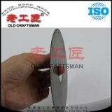 Карбид вольфрама лезвий круглой пилы вырезывания деревянный алюминиевый