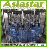 1200bph terminan la línea de relleno máquina del agua de botella de 5 galones