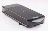 Lithium-Batterie-Satz gute des Preis-Cer-Großverkauf-Nachladen E-Fahrrad Batterie-Flach24 Volt-11ah