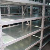 Plataforma de aço galvanizada para a cremalheira