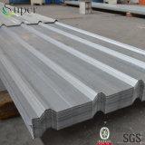 Colorare il metallo d'acciaio del rivestimento che copre il materiale da costruzione ondulato delle mattonelle di tetto