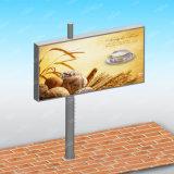 Signes en acier de Bdx de panneaux-réclame de la taille personnalisés par supermarché Q235