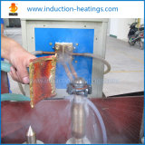 50のKwの丸棒の鋼鉄誘導加熱癒やす堅くなる機械