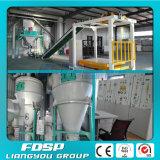 De lage Installatie van het Voer van Aqua van het Energieverbruik 1-5t/H met de Prijs van de Fabriek
