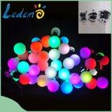 Weihnachtszeichenkette-Kugel-Licht LED-10m