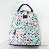 Sac de déplacement promotionnel de Madame Nylon Backpack Women (NMDK-040601)