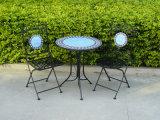 工場直接安いモザイク折りたたみ式テーブル