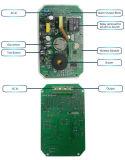 Drahtloser professioneller beweglicher multi Funktions-Haus-Sicherheits-Feuersignal-Gas-Detektor für Hauptschutz