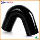 Tubo flessibile di radiatore flessibile del silicone del gomito da 135 gradi