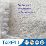 Dickflüssiges Rayon-Polyester-Schaumgummi gestricktes Matratze-tickendes Gewebe