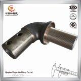 OEMの砂型で作る部品の真鍮の付属品の真鍮の鋳造の管