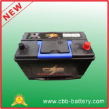 batterie de voiture exempte d'entretien de Mf de calcium de 12V70ah 65D31r pour commencer (N70MF)