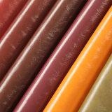 [ر64] ليّنة [بو] أثاث لازم جلد قائمة الطعام تغطية جلد