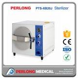 Stérilisateur de table médical de vapeur de Pts-Xb20j, stérilisateur d'hôpital