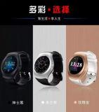 최신 제품 W100 지능적인 시계 전화 다기능 시계 전화 1.3 인치