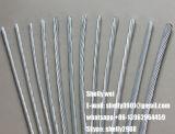 """costa de fio de aço galvanizada de 1/2 """" (19X2.54mm)"""