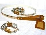 Prairies et collier de Grillwork réglés (SN-059)