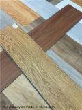 Plancher ignifuge et imperméable à l'eau de type européen en bois de PVC de vinyle de cliquetis