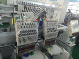 고속 2 모자와 t-셔츠 9/12/15 색깔을%s 맨 위 관 전산화된 자수 기계