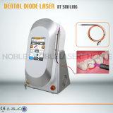 Strumentazione molle dentale del laser del tessuto
