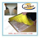 Le caoutchouc de silicone liquide cultivé artificiel de bâti en pierre