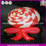 Kundenspezifische Ballon-aufblasbare Süßigkeit für Weihnachtsdekoration
