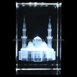 Mezquita cristalina 3D