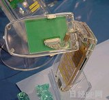 Assemblée micro de câble coaxial de liaison pour Jae Fi-Jh40c Fi-J40c Fi-Jw/Jk/Jvxx