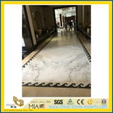 Castro White Marble Building Decorative Material для Construction Floor/Wall