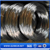 높은 Carbon 및 Low Carbon Galvanized Steel Wire