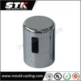 亜鉛は浴室の洗面器(ZF1005)のためのダイカストの蛇口ハンドルを