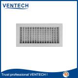 Type de fléchissement de double de grille d'aération d'approvisionnement (DDG-VA), grille d'aération de qualité