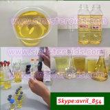 공장은 직접 전체적인 판매를 위한 혼합 기름 Supertest 450mg/Ml에 의하여 주문을 받아서 만들어진 기름을 공급한다