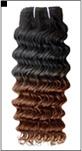 Tessuto dei capelli umani di 100% (FJS-07)